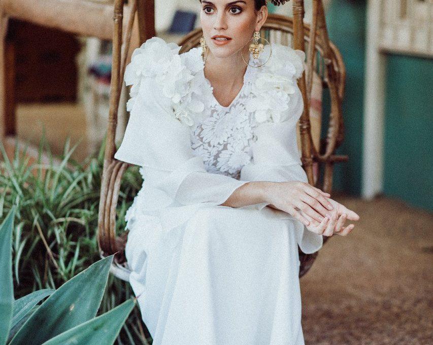 Création d'une robe de mariage sur mesure (dolores-21)