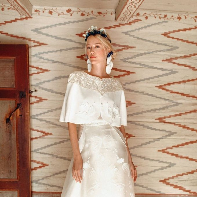 Création d'une robe de mariage sur mesure (2019-noora-4)
