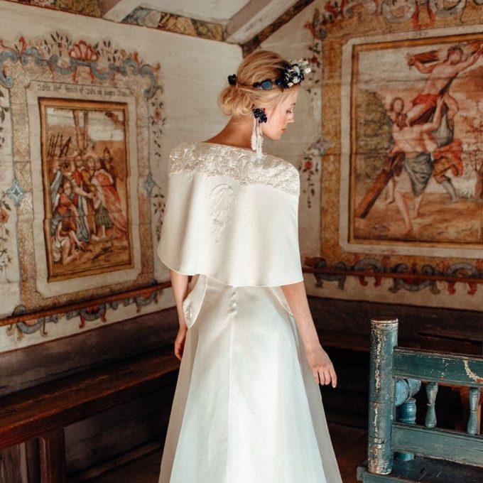 Création d'une robe de mariage sur mesure (2019-noora-6)