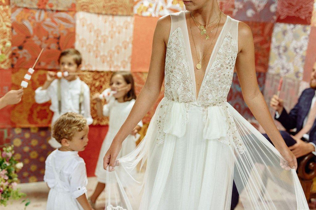 Robes de mariée uniques Constance Fournier (2020-exception-5)