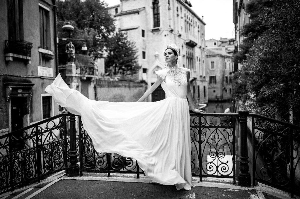 Création d'une robe de mariage sur mesure (2017-ana-2)