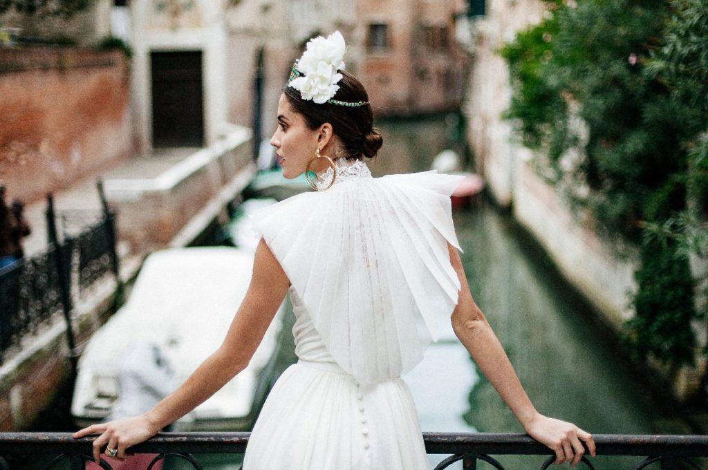 Création d'une robe de mariage sur mesure (2017-ana-4)