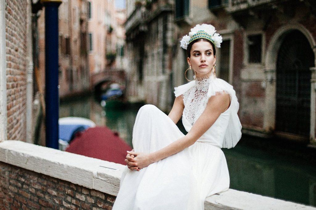 Création d'une robe de mariage sur mesure (2017-ana-5)