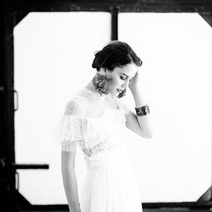 Création d'une robe de mariage sur mesure (2018-aida-1)