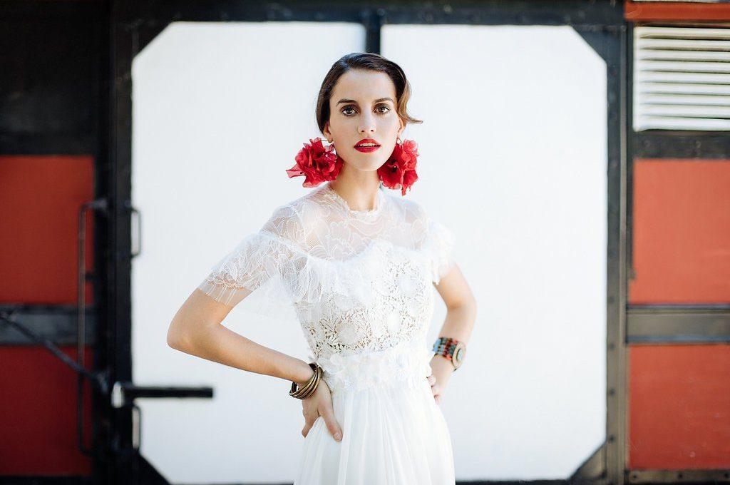 Création d'une robe de mariage sur mesure (2018-aida-2)