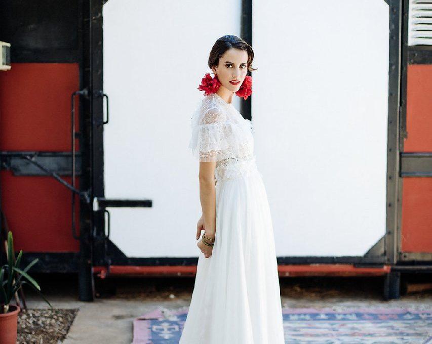 Création d'une robe de mariage sur mesure (2018-aida-3)