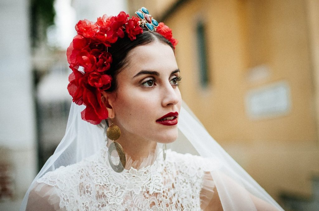 Création d'une robe de mariage sur mesure (2017-mona-4)