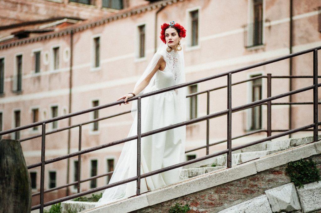 Création d'une robe de mariage sur mesure (2017-mona-6)