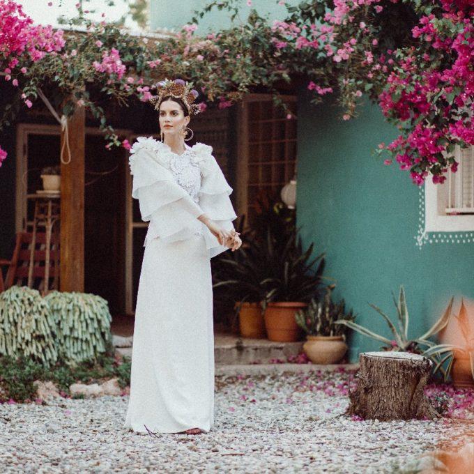Création d'une robe de mariage sur mesure (2018-dolores-1)