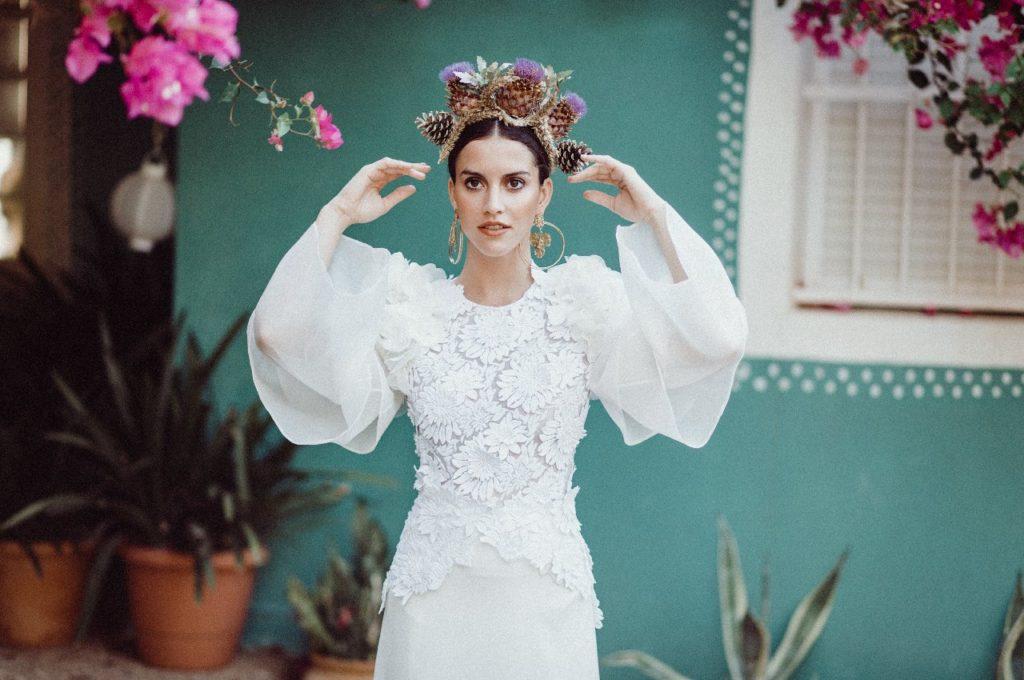 Création d'une robe de mariage sur mesure (2018-dolores-2)