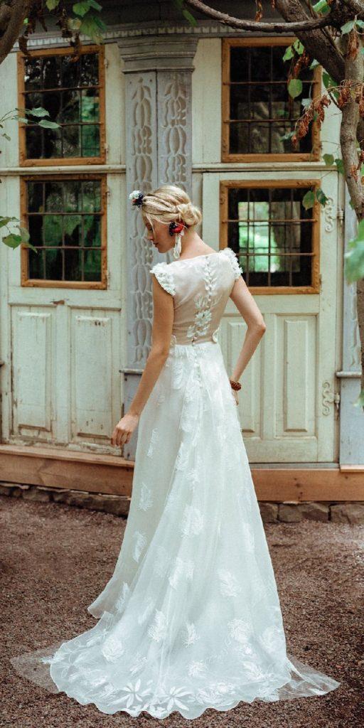 Création d'une robe de mariage sur mesure (2019-ylva-4)