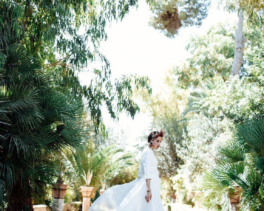 Création d'une robe de mariage sur mesure (2018-teresa-7)