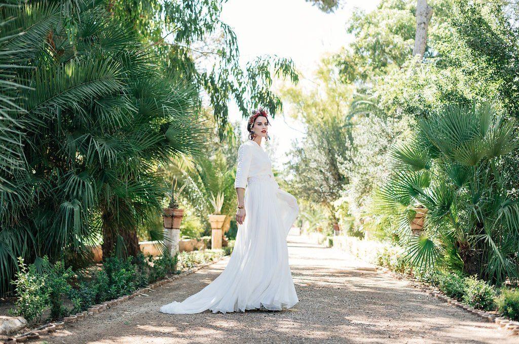 Création d'une robe de mariage sur mesure (2018-teresa-8)