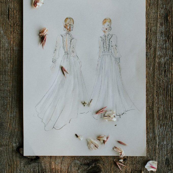 Création d'une robe de mariage sur mesure (alix-1)