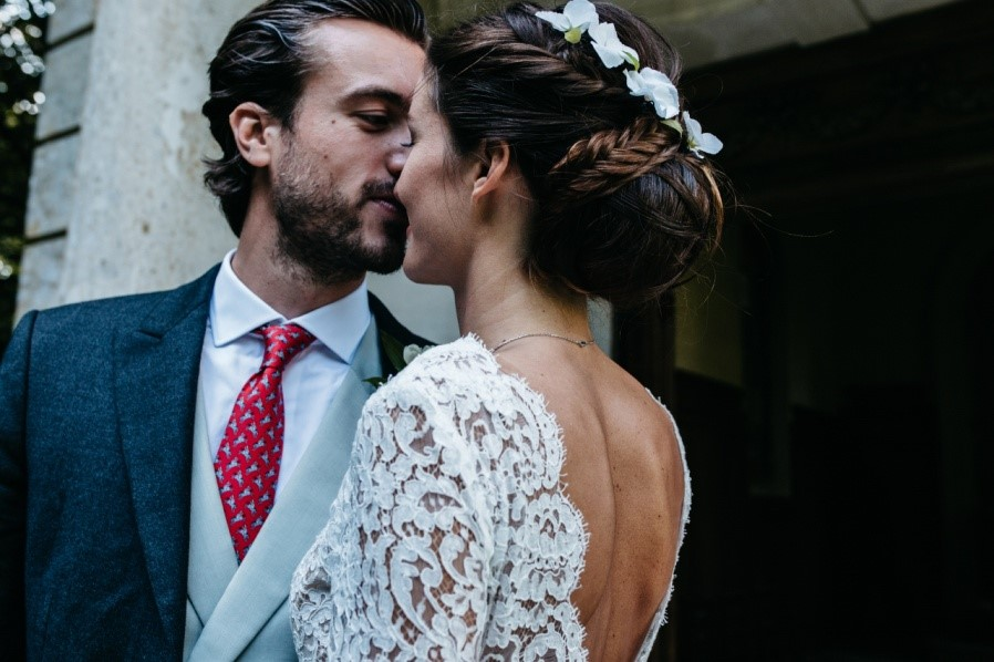 Création d'une robe de mariage sur mesure (2016-eleonore)