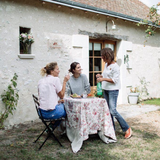 Maison Constance Fournier à Veretz (37)