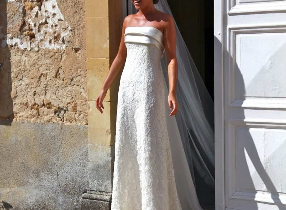 Création d'une robe de mariage sur mesure (2016-marie)