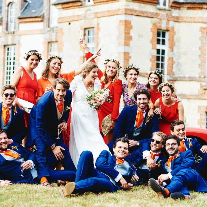 Création d'une robe de mariage sur mesure (2019-alexia)