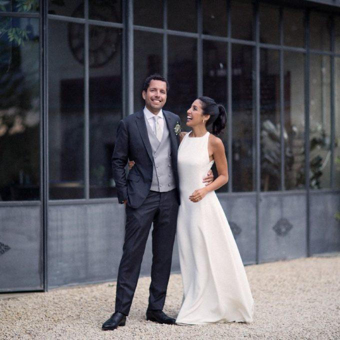 Création d'une robe de mariage sur mesure (2019-meryem)