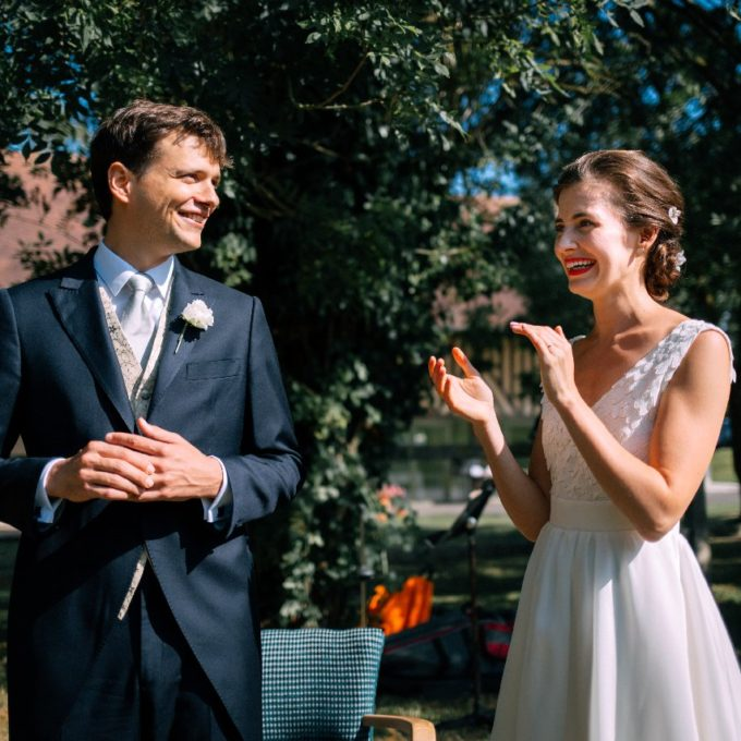 Création d'une robe de mariage sur mesure (2019-suzanne)