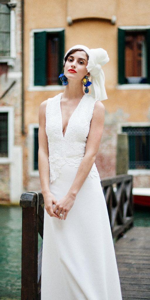 Création d'une robe de mariage sur mesure (2017-giulia-3)