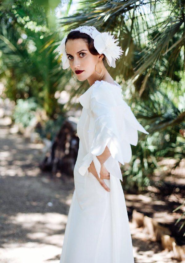Création d'une robe de mariage sur mesure (2018-blanca-3)