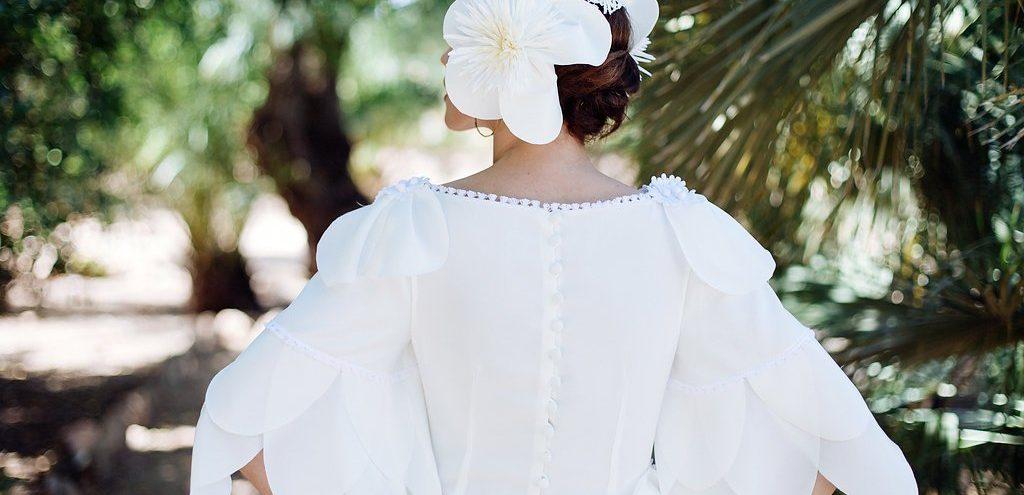 Création d'une robe de mariage sur mesure (2018-blanca-5)