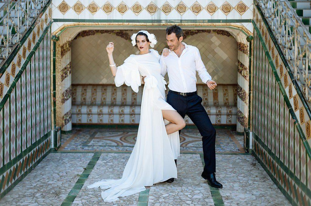 Création d'une robe de mariage sur mesure (2018-blanca-6)