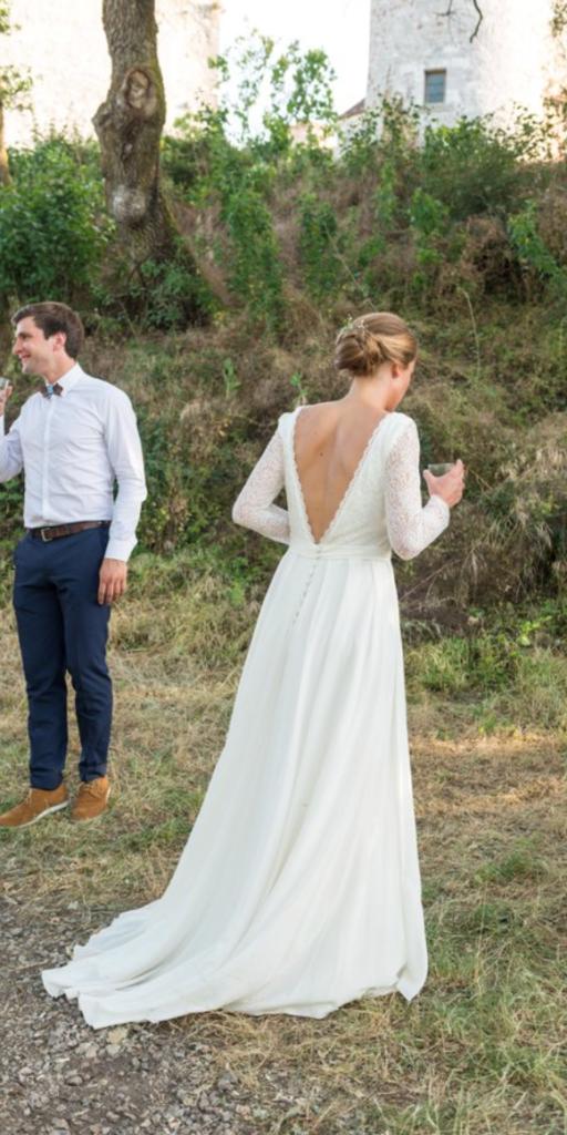 Création d'une robe de mariage sur mesure (mathilde-2)