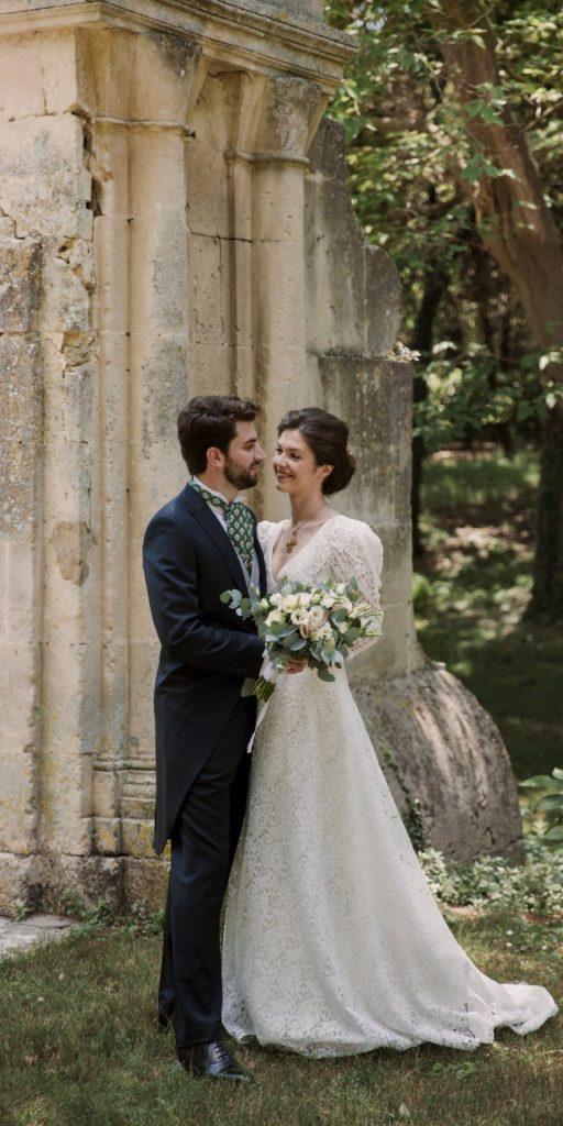 Création d'une robe de mariage sur mesure (helene-1)