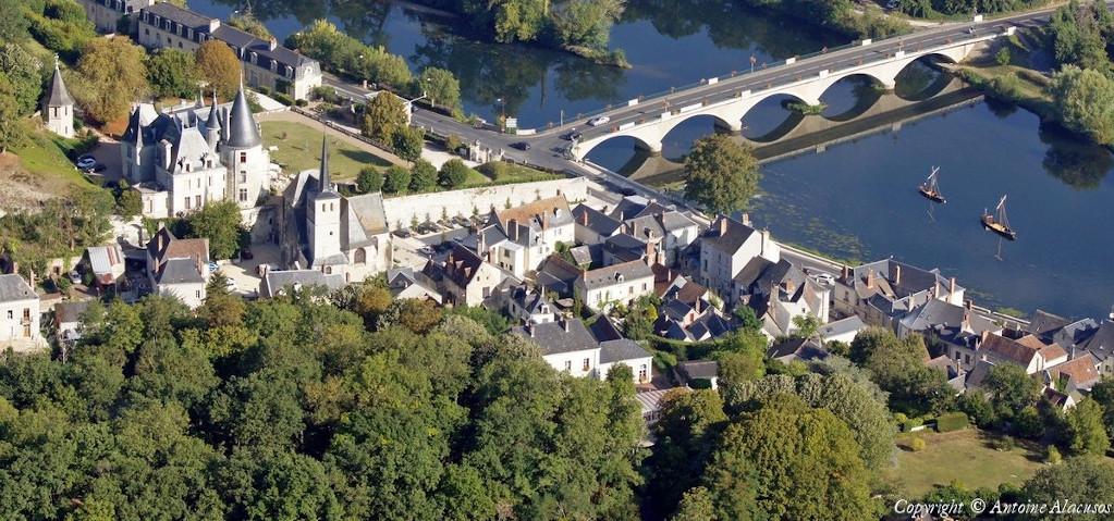 le château de Veretz