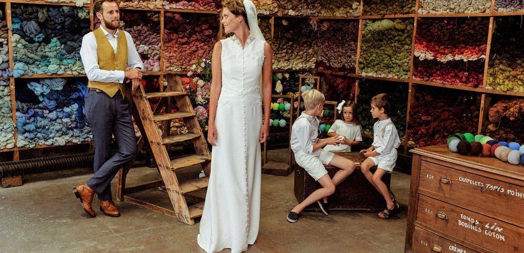 Robes de mariée uniques Constance Fournier (2020-valentine)