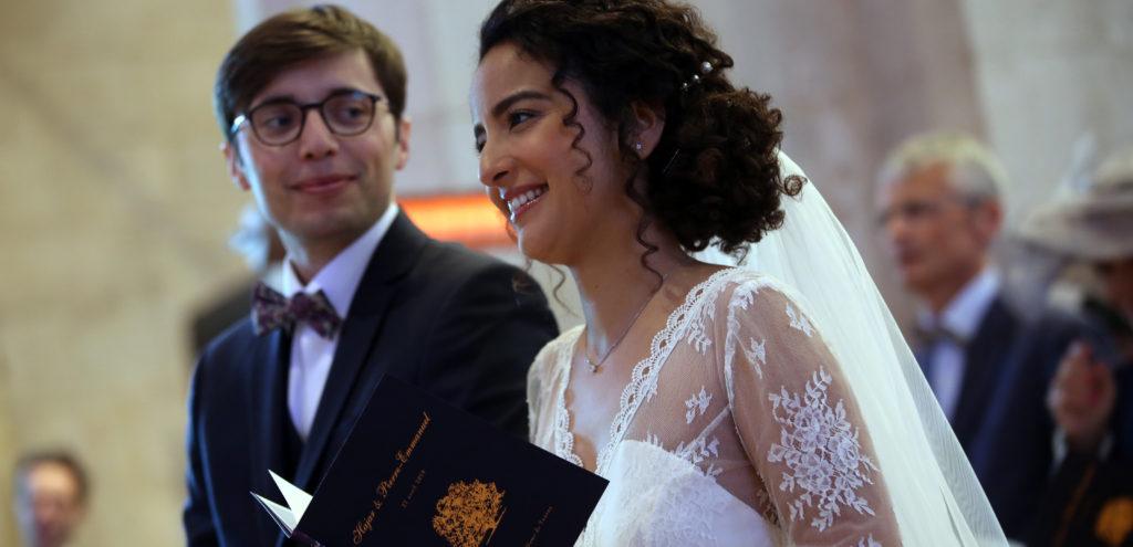 robe de mariée unique Constance Fournier