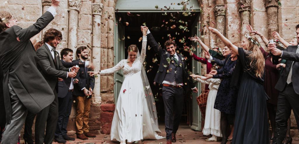 Vive les mariés