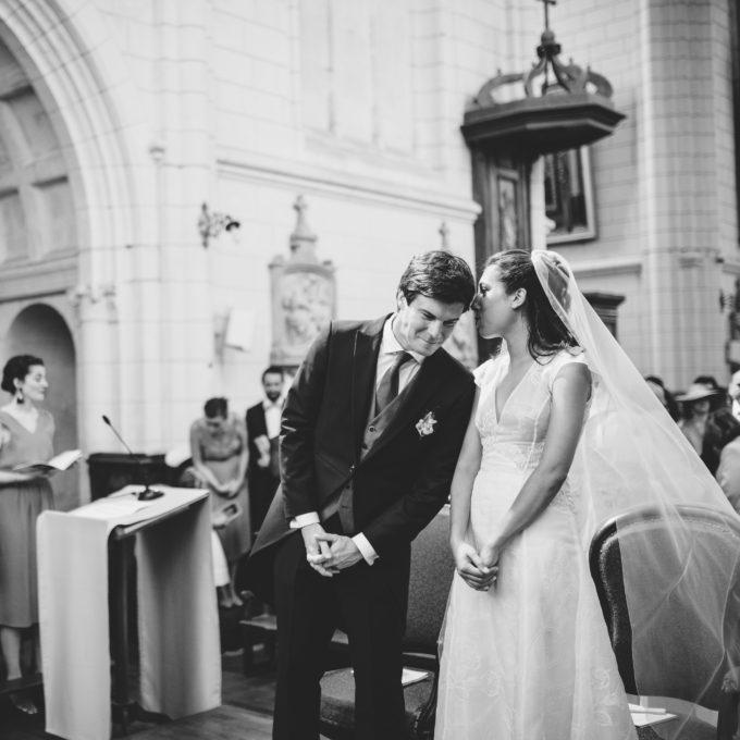 Robe de mariée unique sur-mesure de Marie-Pauline