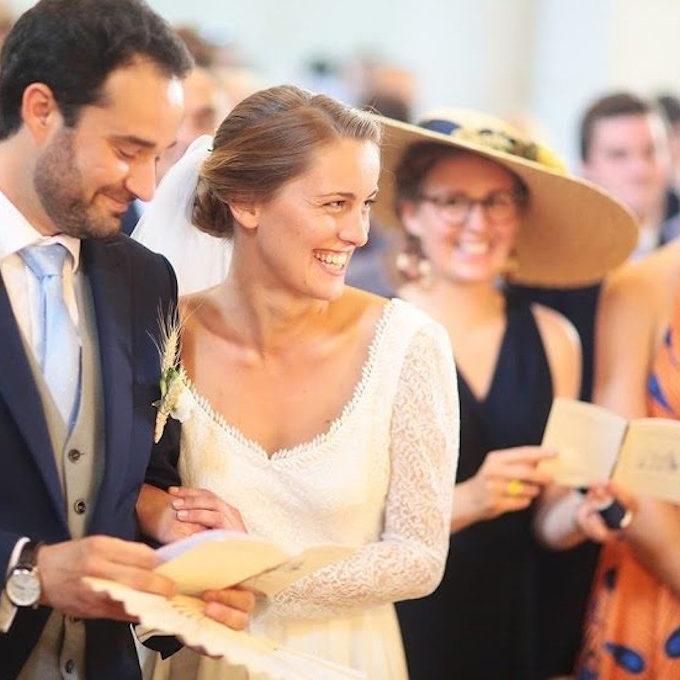 Robe de mariée Mathilde