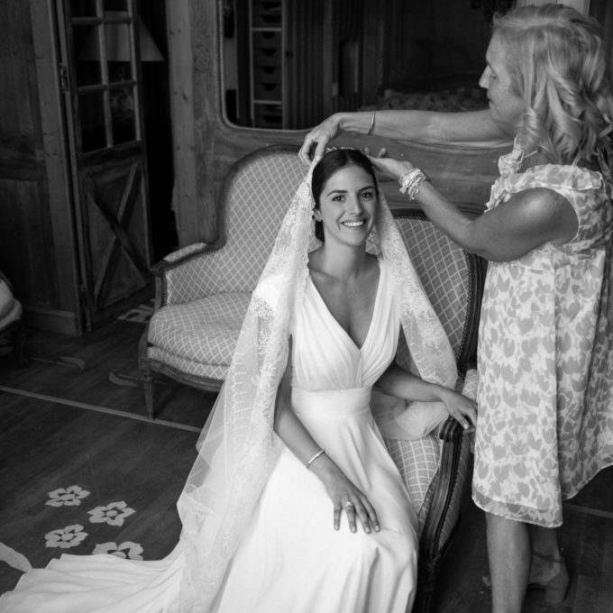 Robe de mariée Constance Fournier I Création unique sur-mesure I Mariée 2020 I Camille R
