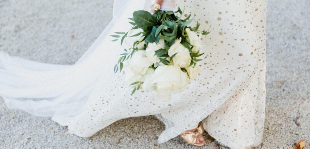 Robe de mariée unique sur-mesure Constance Fournier