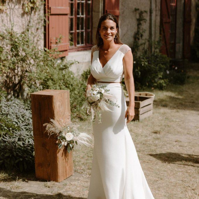 Robe-de-mariée-Constance-Fournier-Photographe-Laurent-Brouzet-Mariée2021-Claire